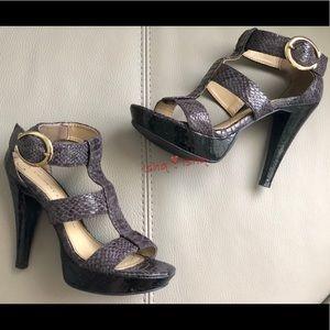 Chinese Laundry ZBeliever Platform Cork Heels